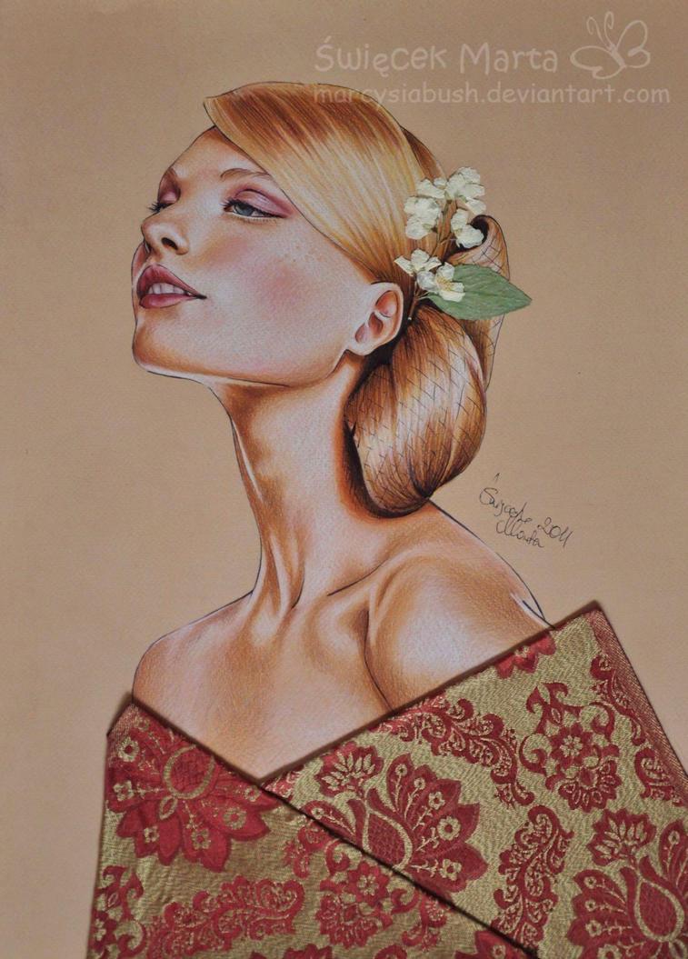 Jasminum by Marcysiabush