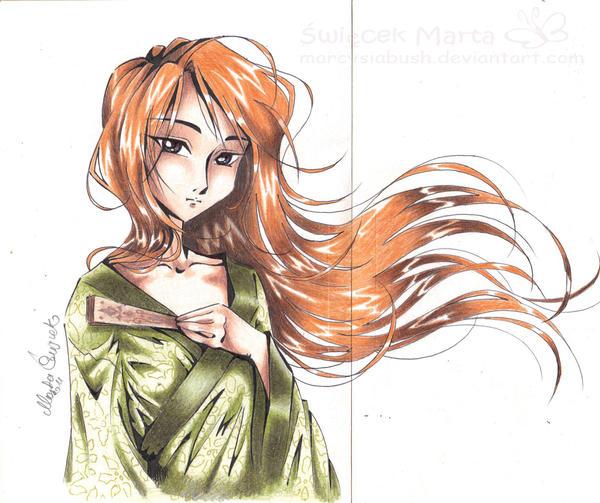 Wakia by Marcysiabush