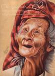 Granny Pao by Marcysiabush