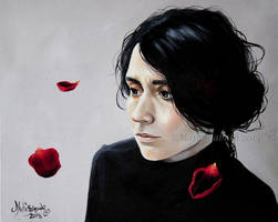 Melancholy by Marcysiabush