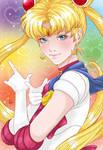 Sailor Moon Color FB Contest