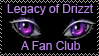 Drizzt Fan Club Stamp by Drizzt-A-Fan-Club