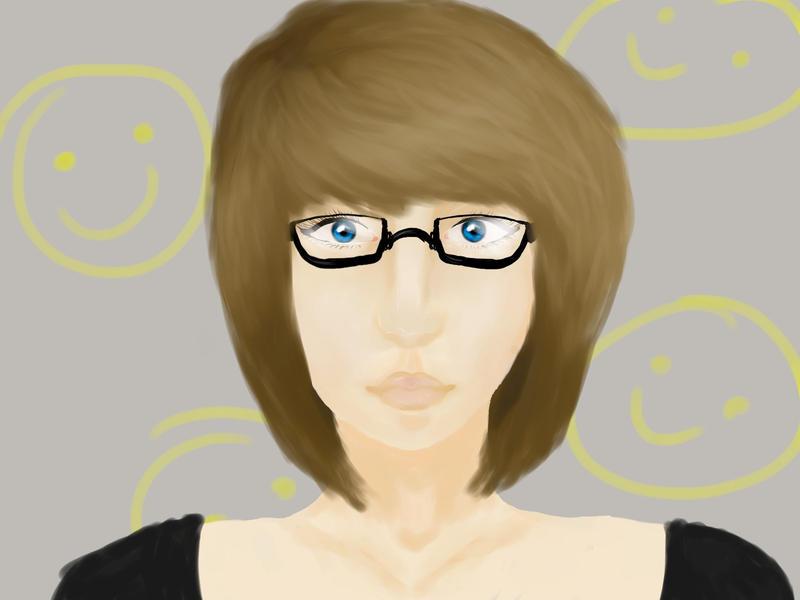 glasses by bunnyisninja