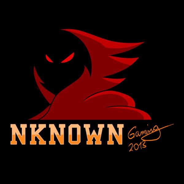NKnown Gaming Logo By BanzaiBirD