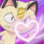 Meowth Heart