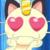 Meowth Love by Veritis