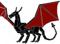 Minecraft Dragon by EnderCreeper-18