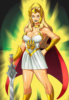 The power of She-ra