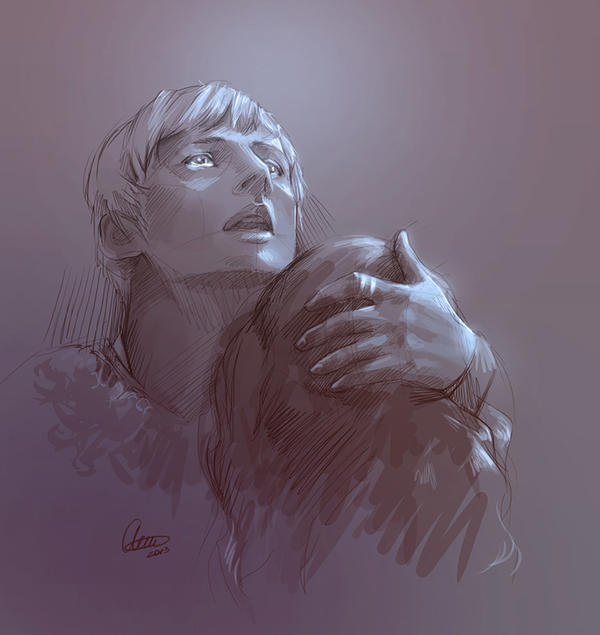 The last hug by Syllirium