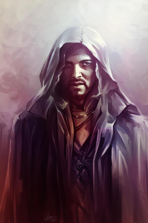 Agron - hooded version by Syllirium
