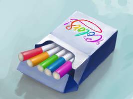 Colors-Cigarettes