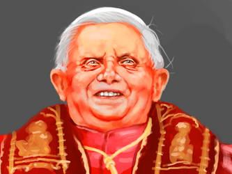 pope by madwurmz