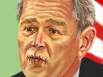 Bush by madwurmz