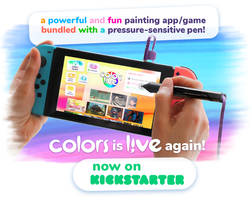 Colors Is Live Again!