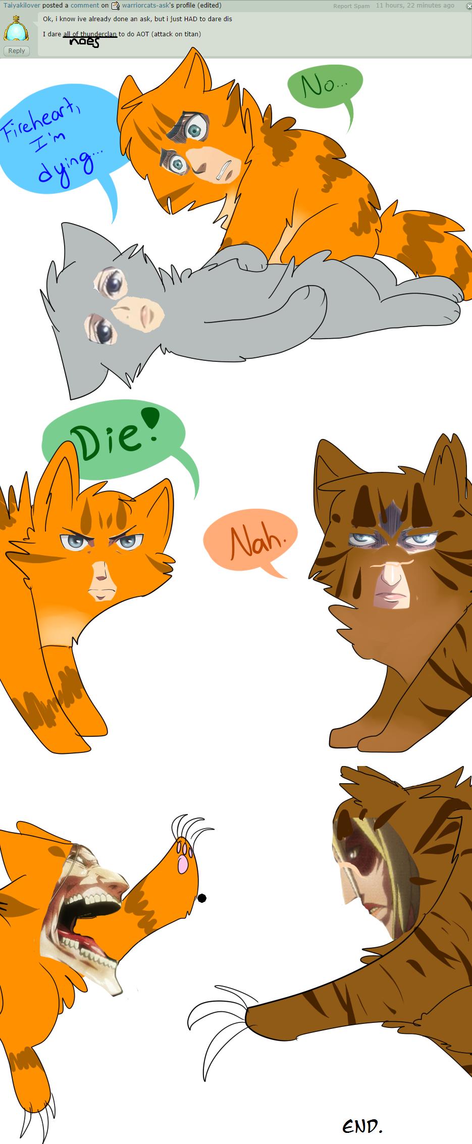 Warrior Cats Dirt Place