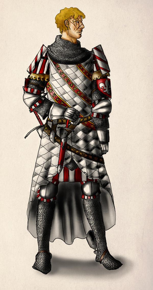 The Ill-Made Knight by ~InfernalFinn on deviantART