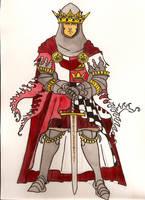 Young Arthur by InfernalFinn