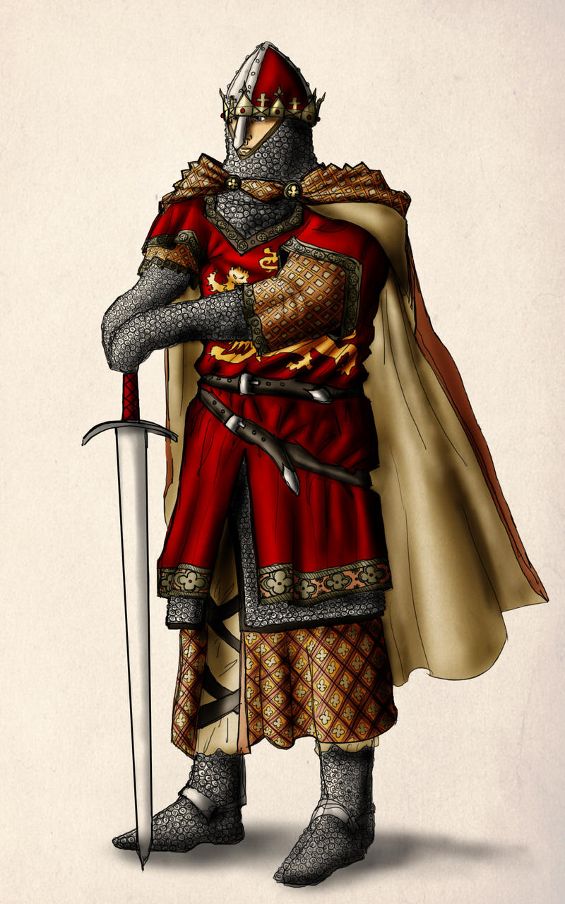 William the Conqueror by InfernalFinn