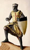 Knight Templar by InfernalFinn