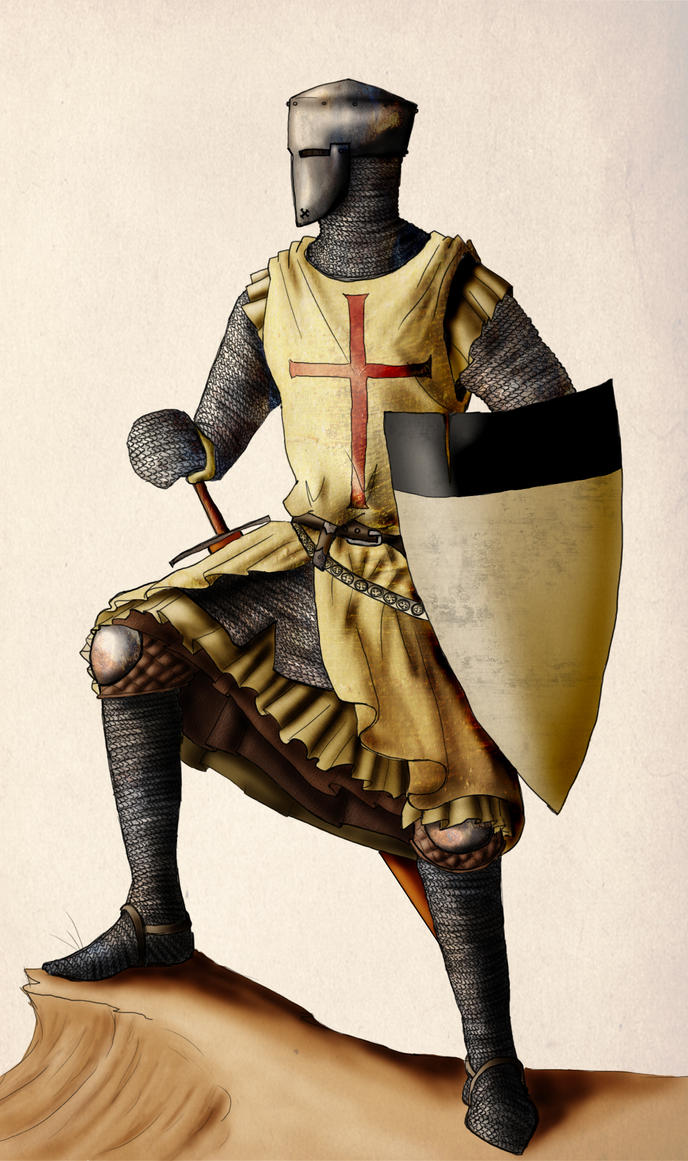 Knight templar by infernalfinn on deviantart for The knights templat
