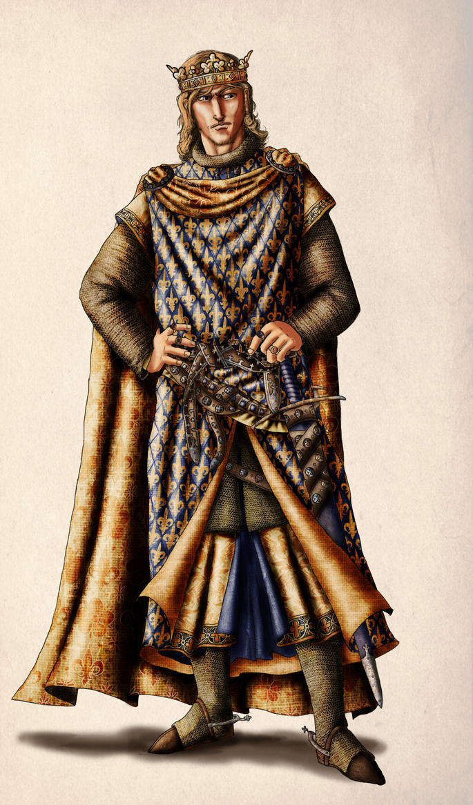 Crusader Kings: Philip II by InfernalFinn