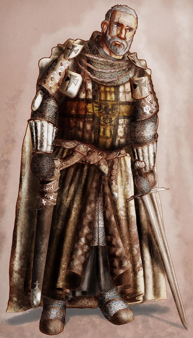Teutonic Knights History Teutonic Knight by