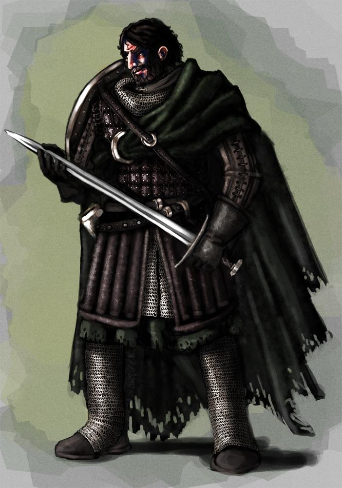 Bronn of the Blackwater by InfernalFinn