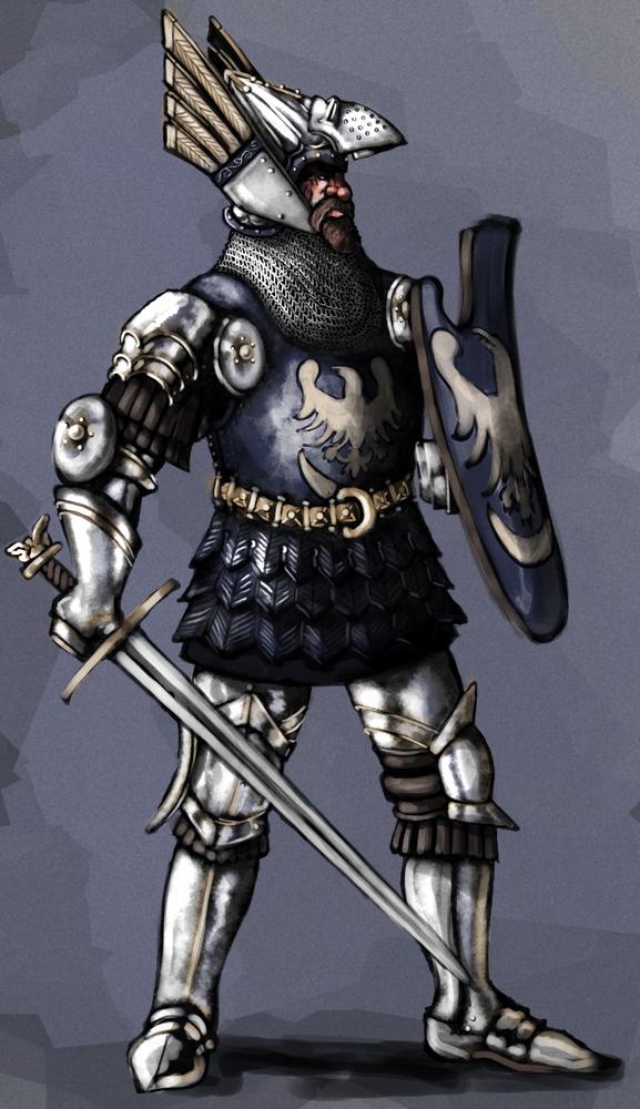 Ser Vardis Egen by InfernalFinn