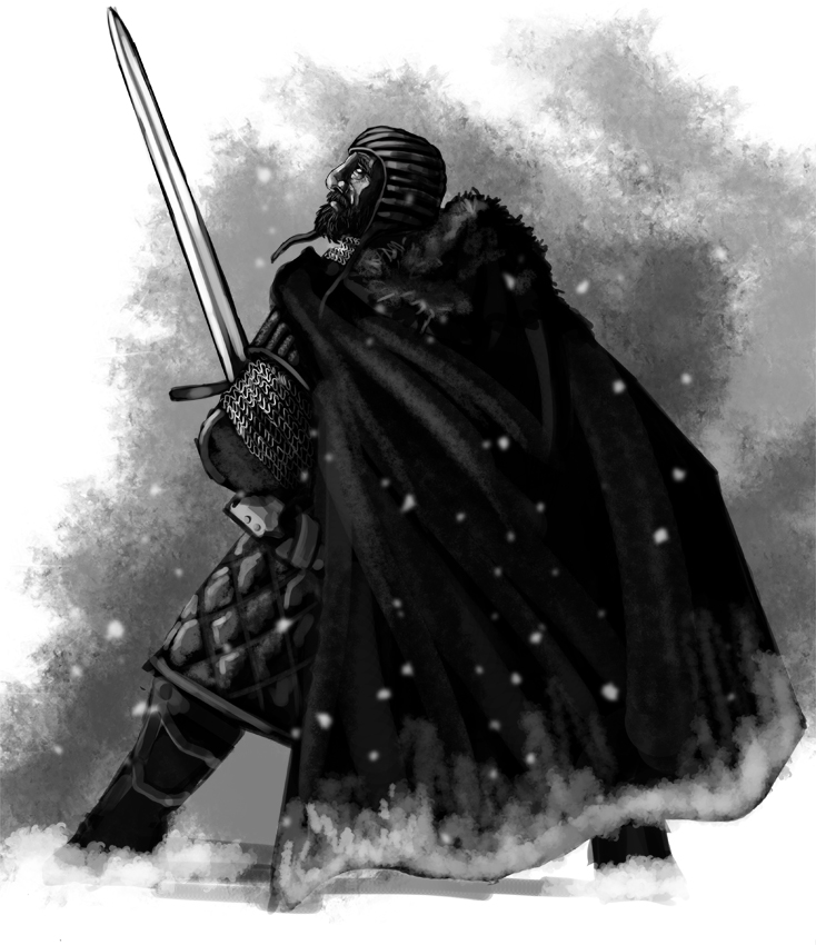 Man of the Night's Watch by InfernalFinn