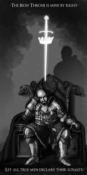 Stannis Enthroned