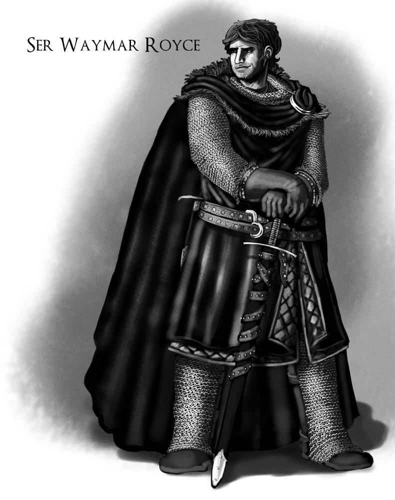 Ser Waymar Royce