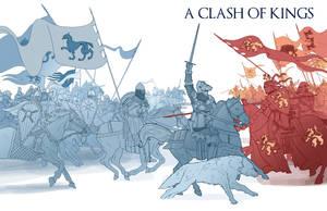 A Clash of Kings by InfernalFinn