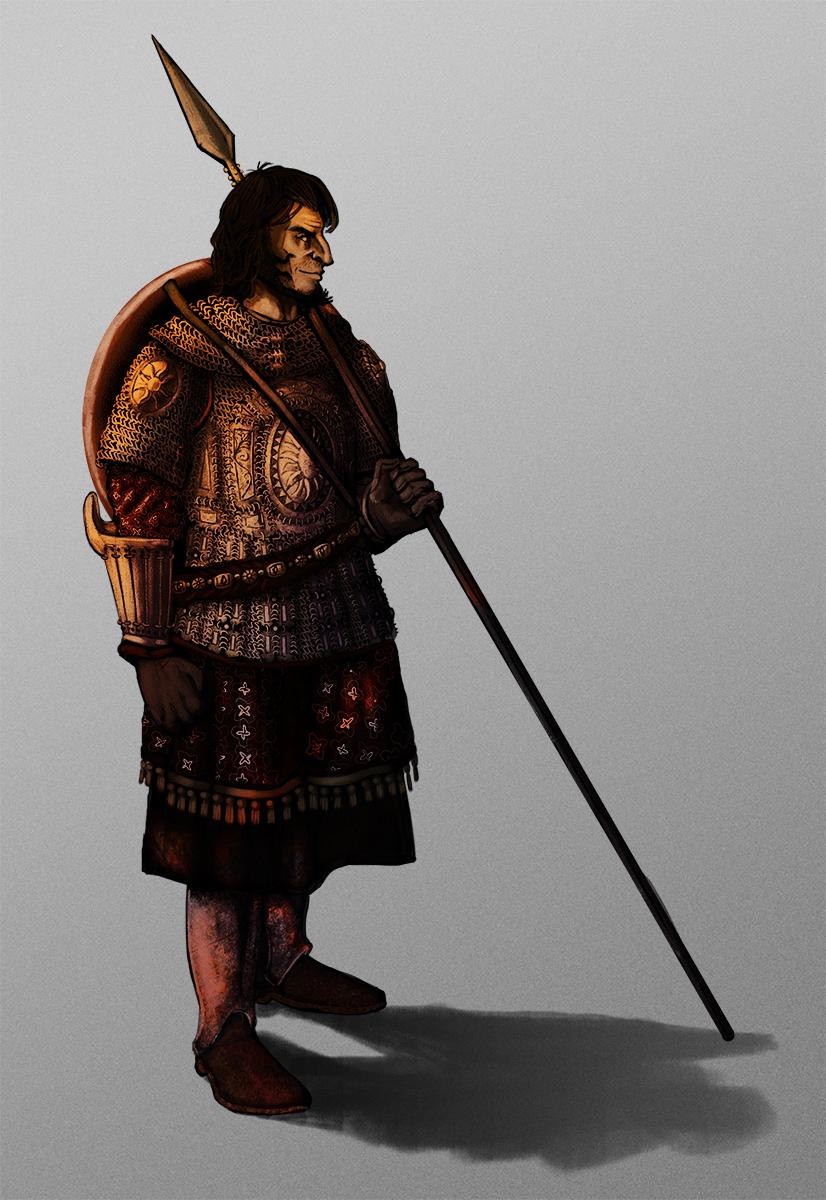 The Red Viper of Dorne by InfernalFinn