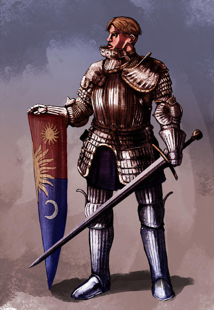 The Maid of Tarth by InfernalFinn