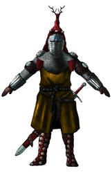Armor Variant by InfernalFinn
