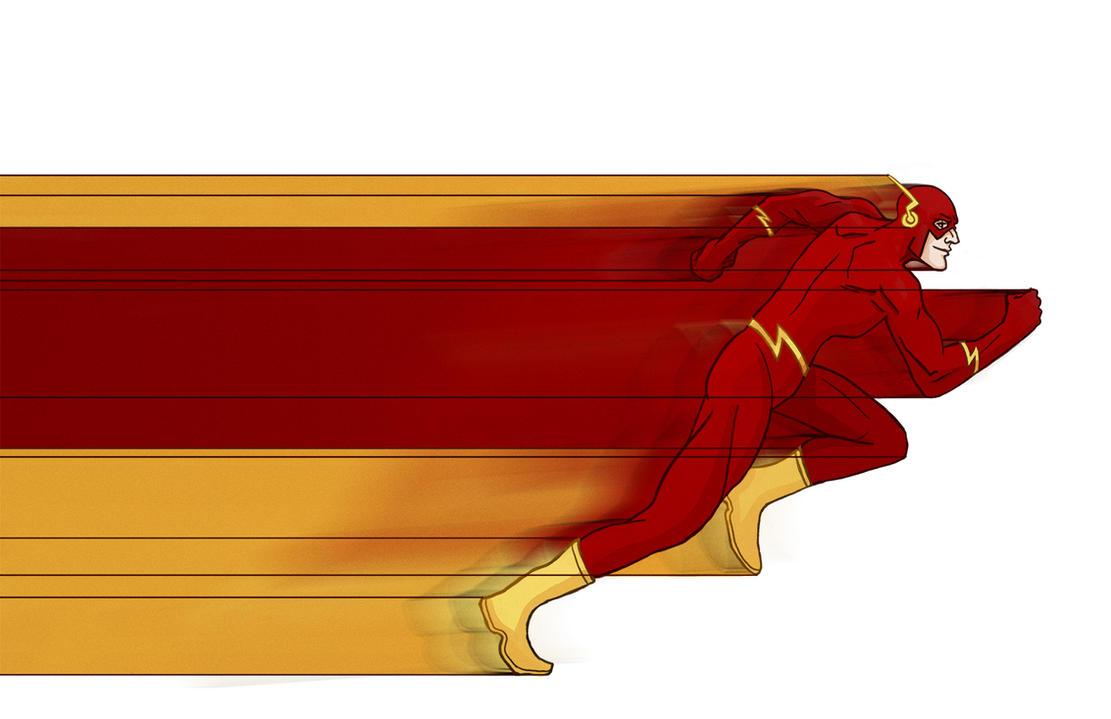 The Flash by InfernalFinn