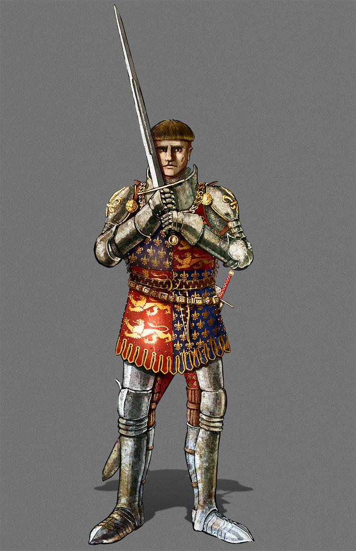 Henry V by InfernalFinn