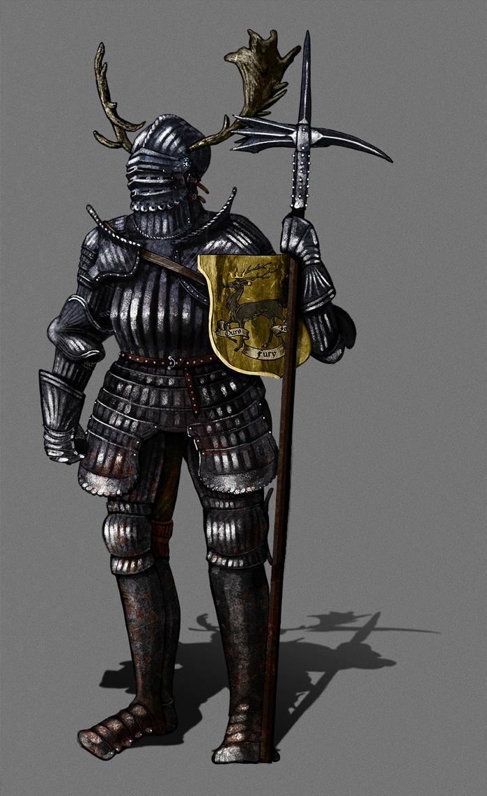 Robert Baratheon 2015 by InfernalFinn