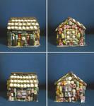 Gingerbread House 2 by x-BulletZ-x