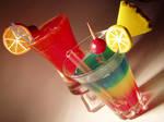 Tricolore Cocktail