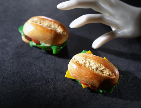 Miniature Bread Rolls by ChocolateDecadence