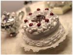 Miniature Cream Cake