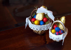 Easter Baskets by ChocolateDecadence