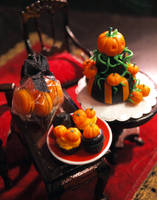 Pumkin Treats by ChocolateDecadence
