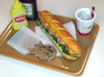 Miniature Subway Menu