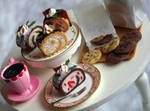 Miniature Cake Rolls