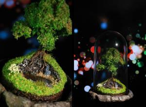 Miniature Diorama.
