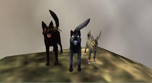 Canine Animation Update by AquaChocobo