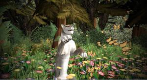 Feline Animation re-haul by AquaChocobo
