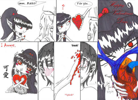 Reiko's Valentine pg2